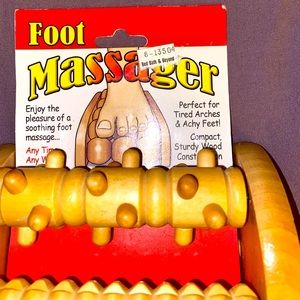 Foot Massage Roller by Spa Pleasures